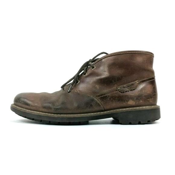 08f93238 Clarks 1825 Collection Montacute Duke Chukka Boots